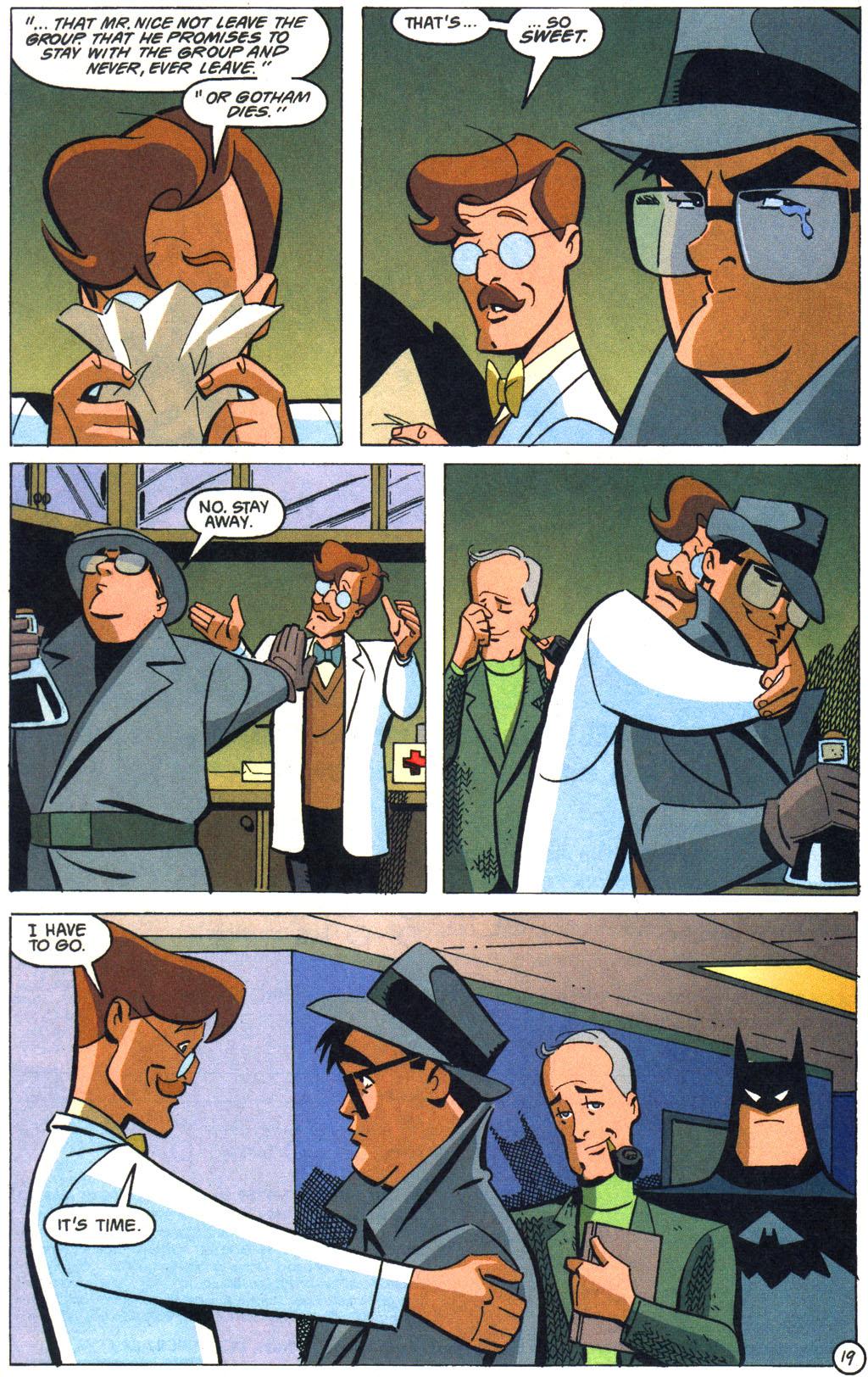 Batman: Gotham Adventures 13 Page 20