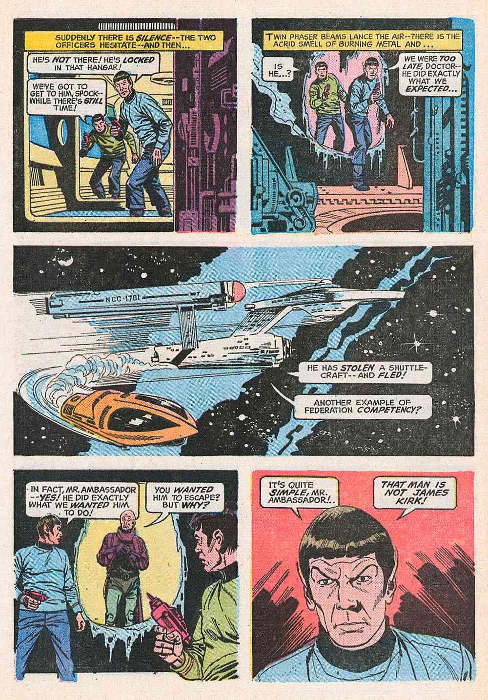 Star Trek (1967) Issue #14 #14 - English 22