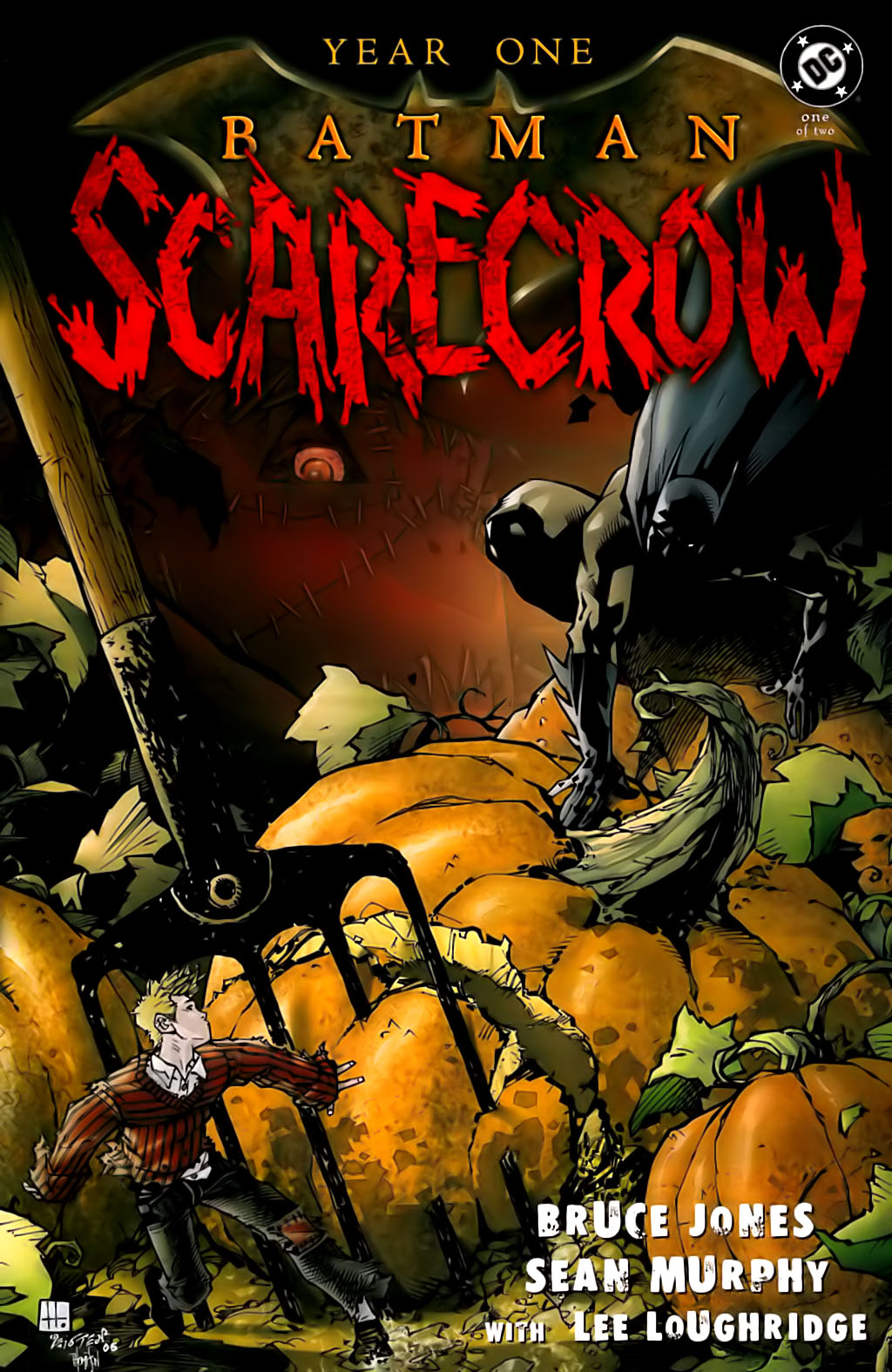year one batman scarecrow issue 1 read full comics online for free