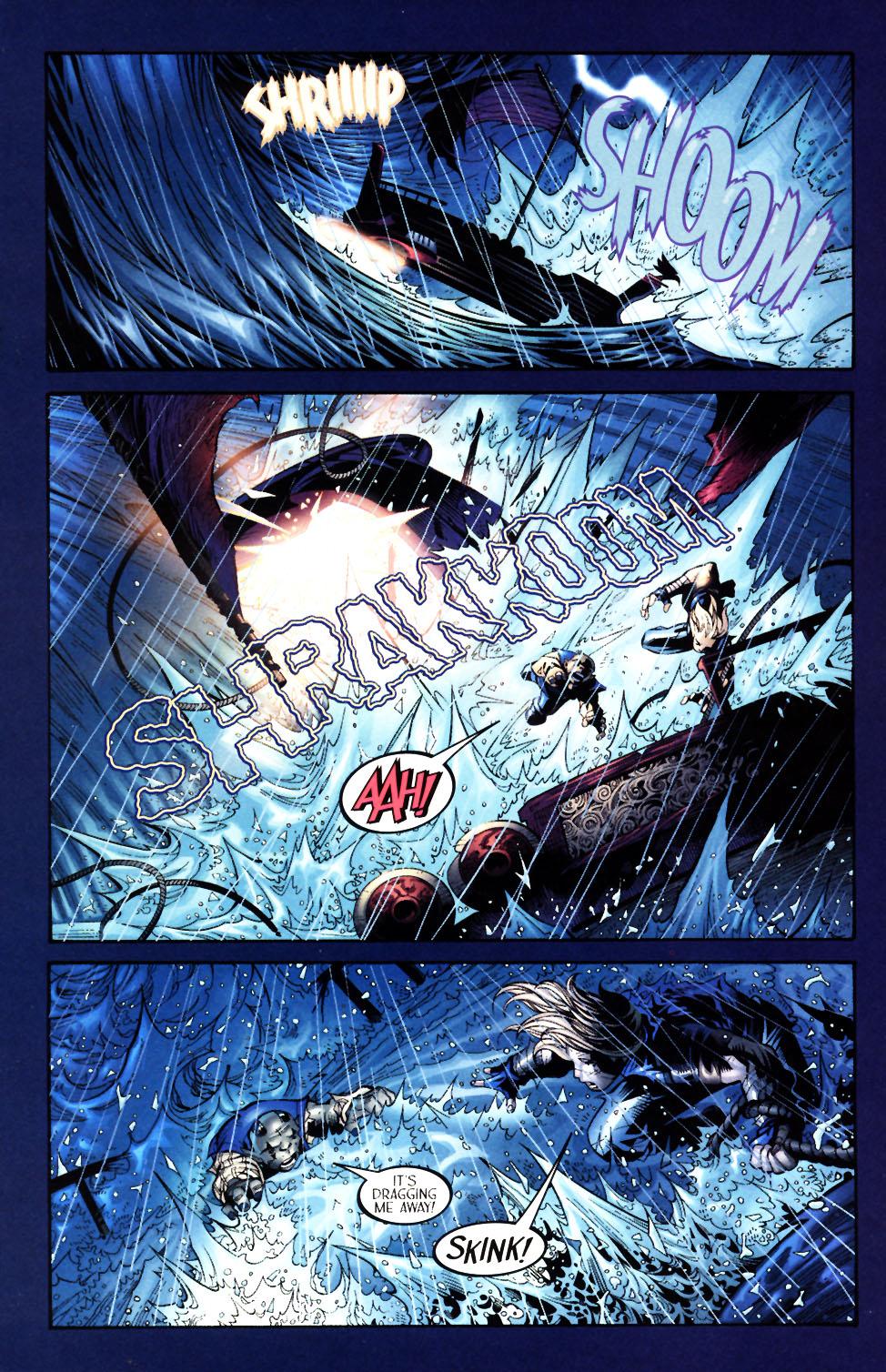 Read online Scion comic -  Issue #5 - 8