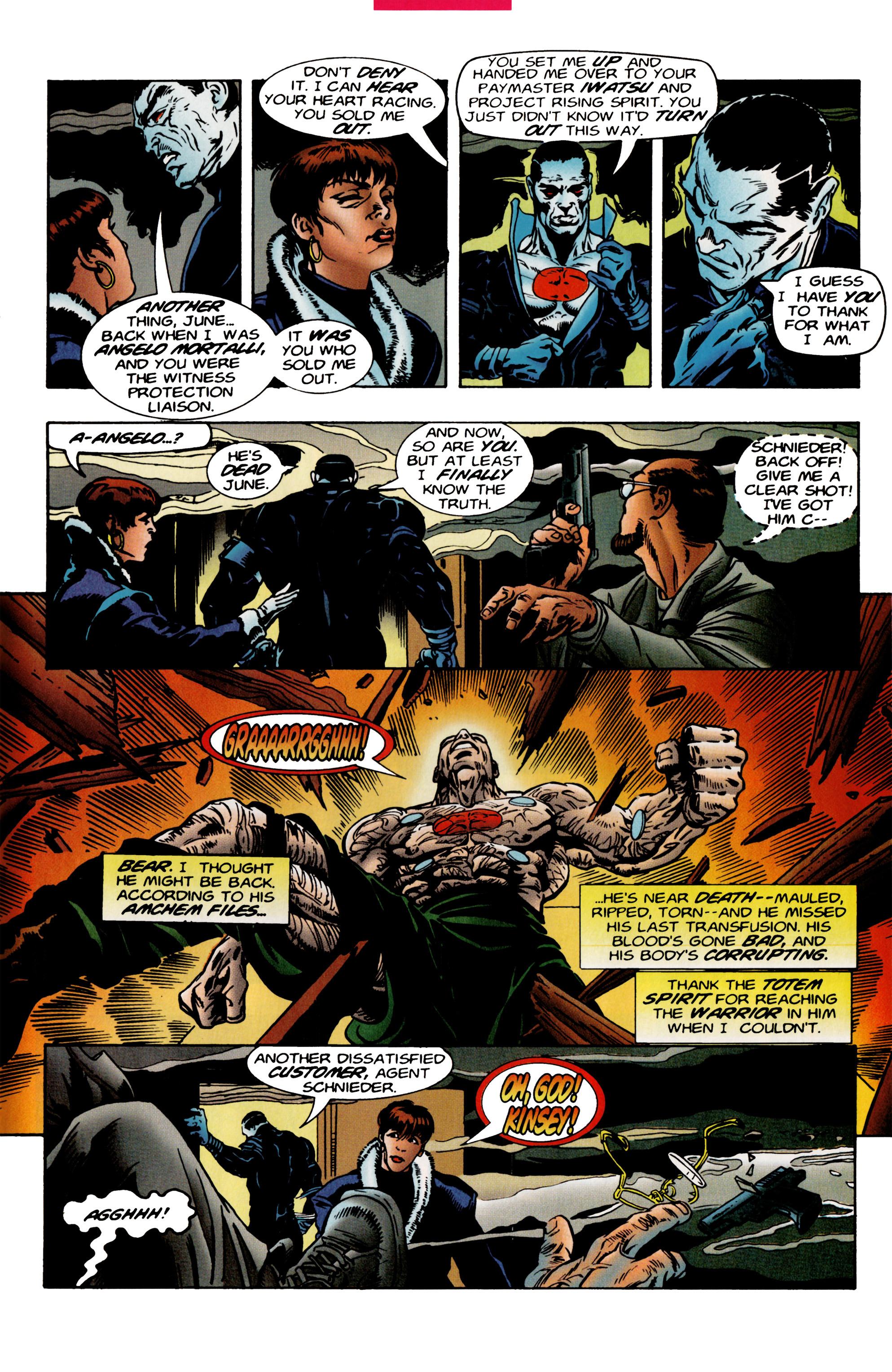 Read online Bloodshot (1993) comic -  Issue #48 - 20