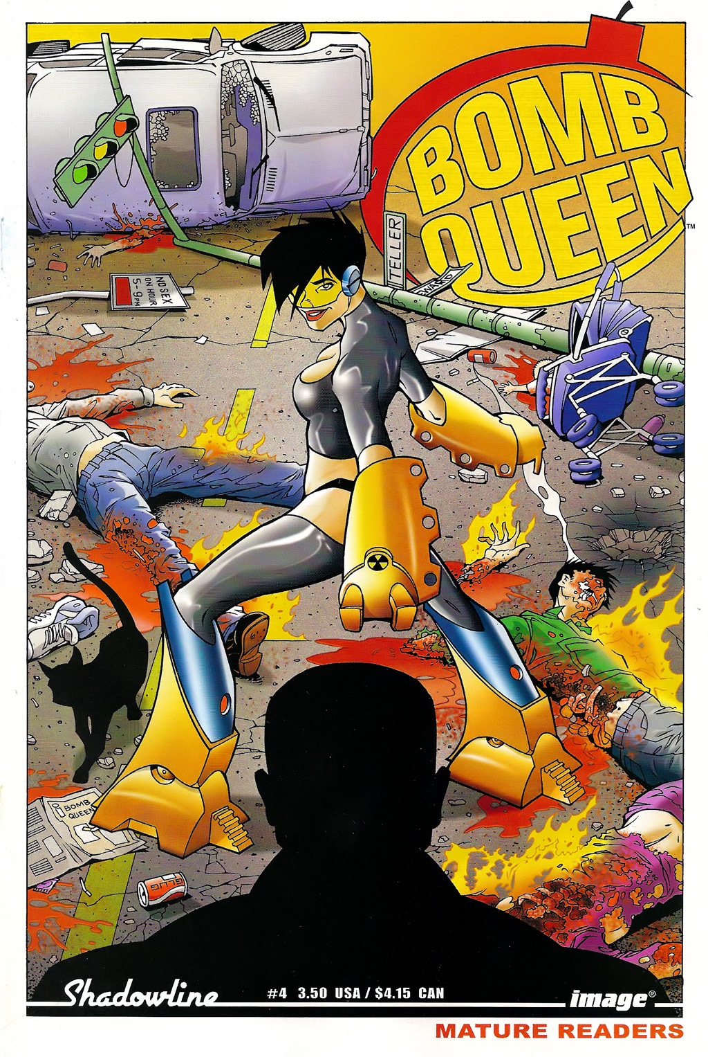 Bomb Queen issue 4 - Page 1