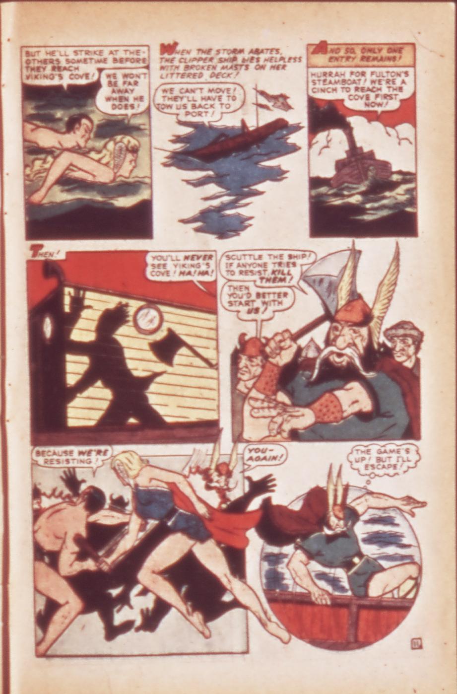 Sub-Mariner Comics #24 #24 - English 13