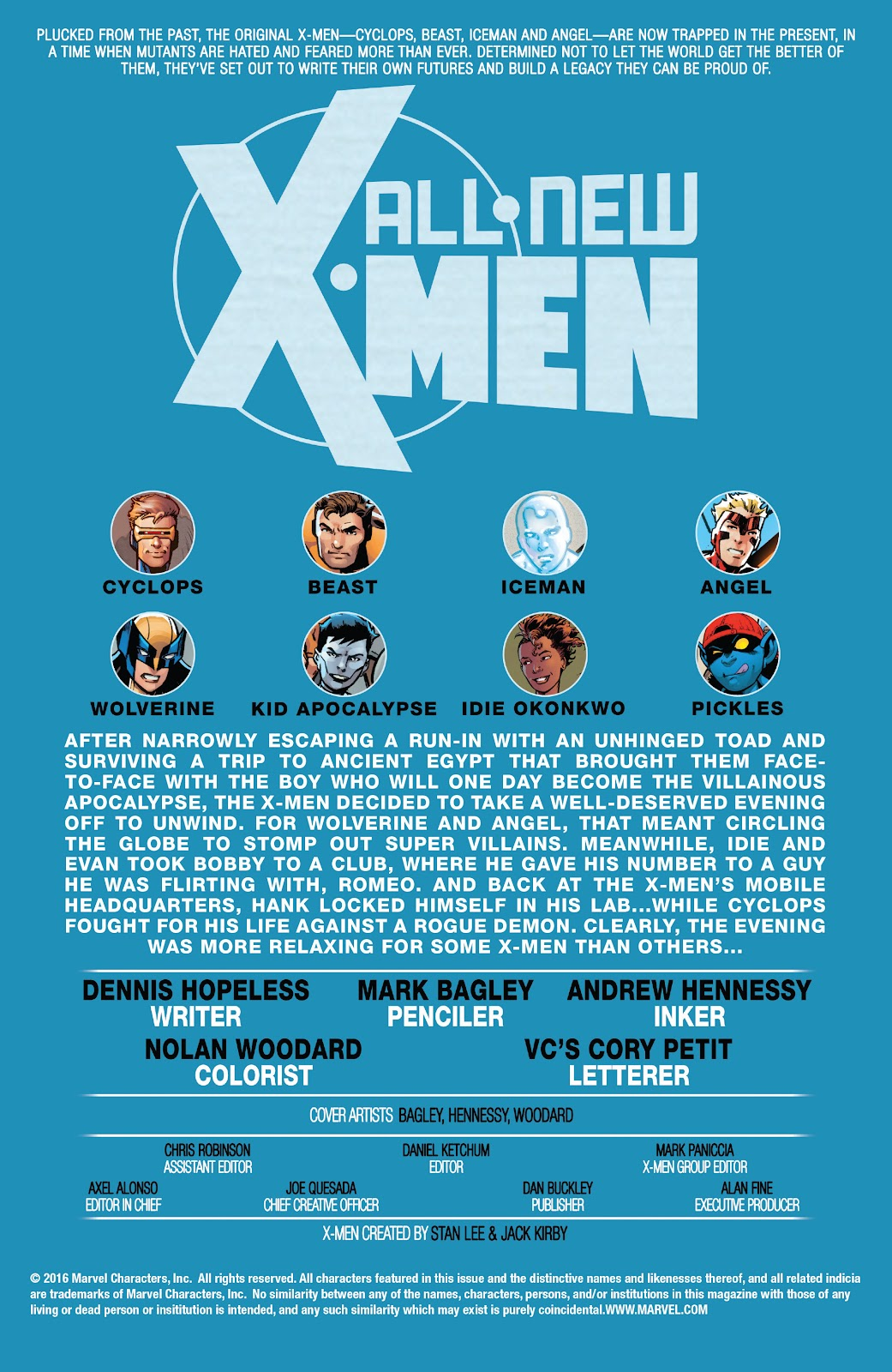All-New X-Men (2016) Issue #15 #17 - English 2