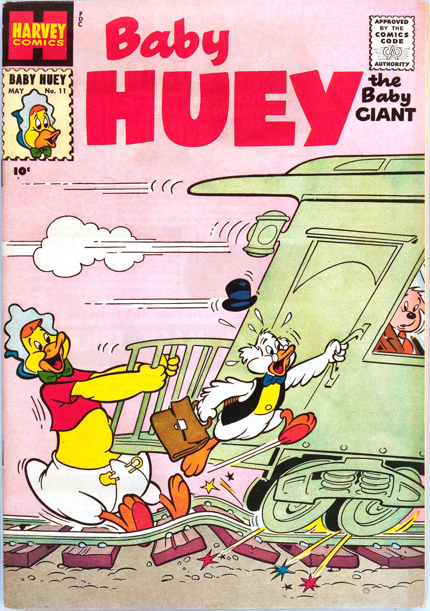 Baby Huey, the Baby Giant 11 Page 1