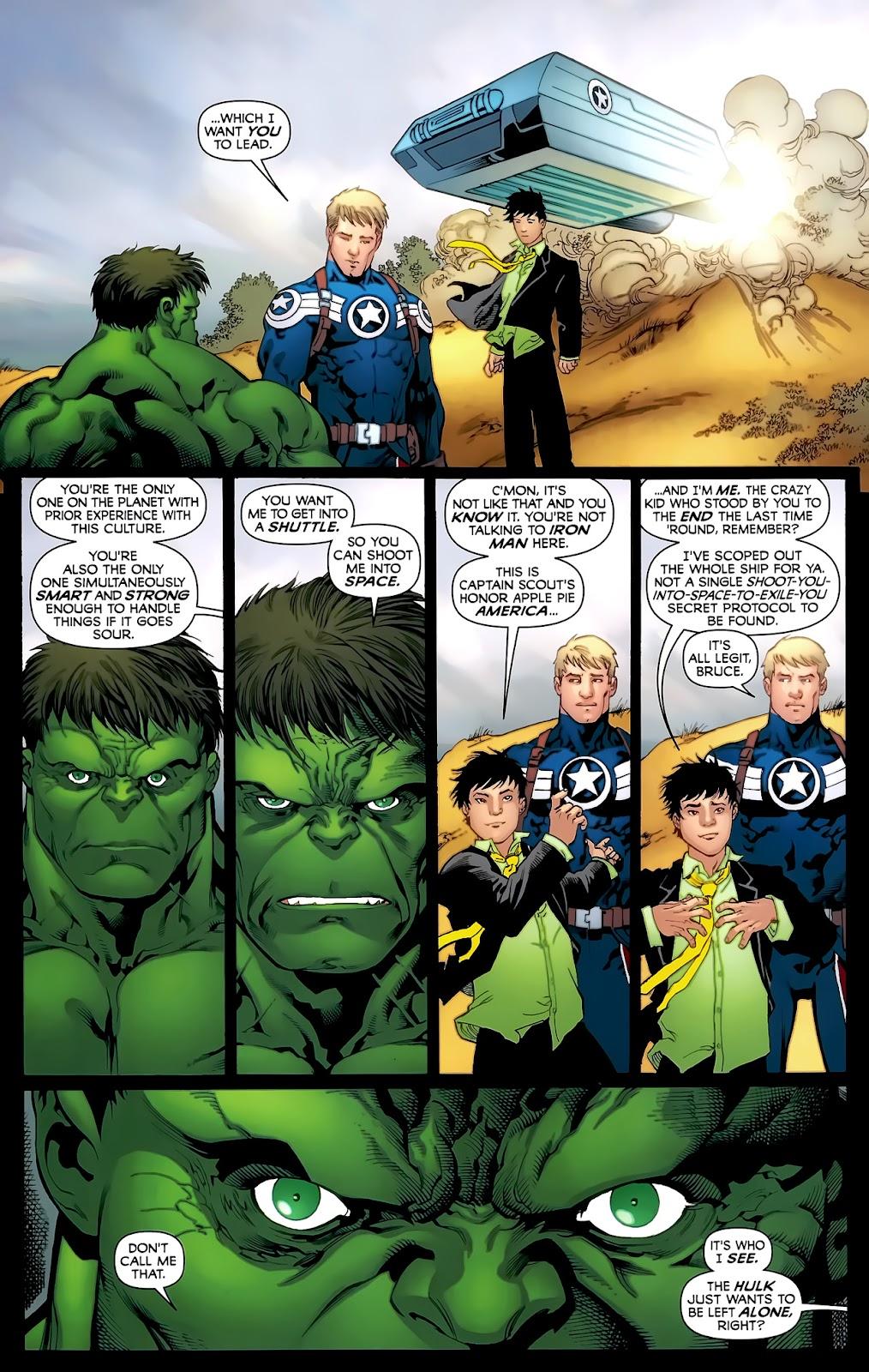 Incredible Hulks (2010) Issue #613 #3 - English 28