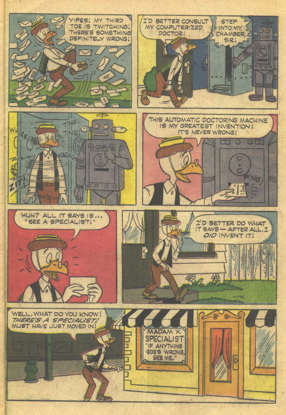 Uncle Scrooge (1953) Issue #85 #85 - English 29