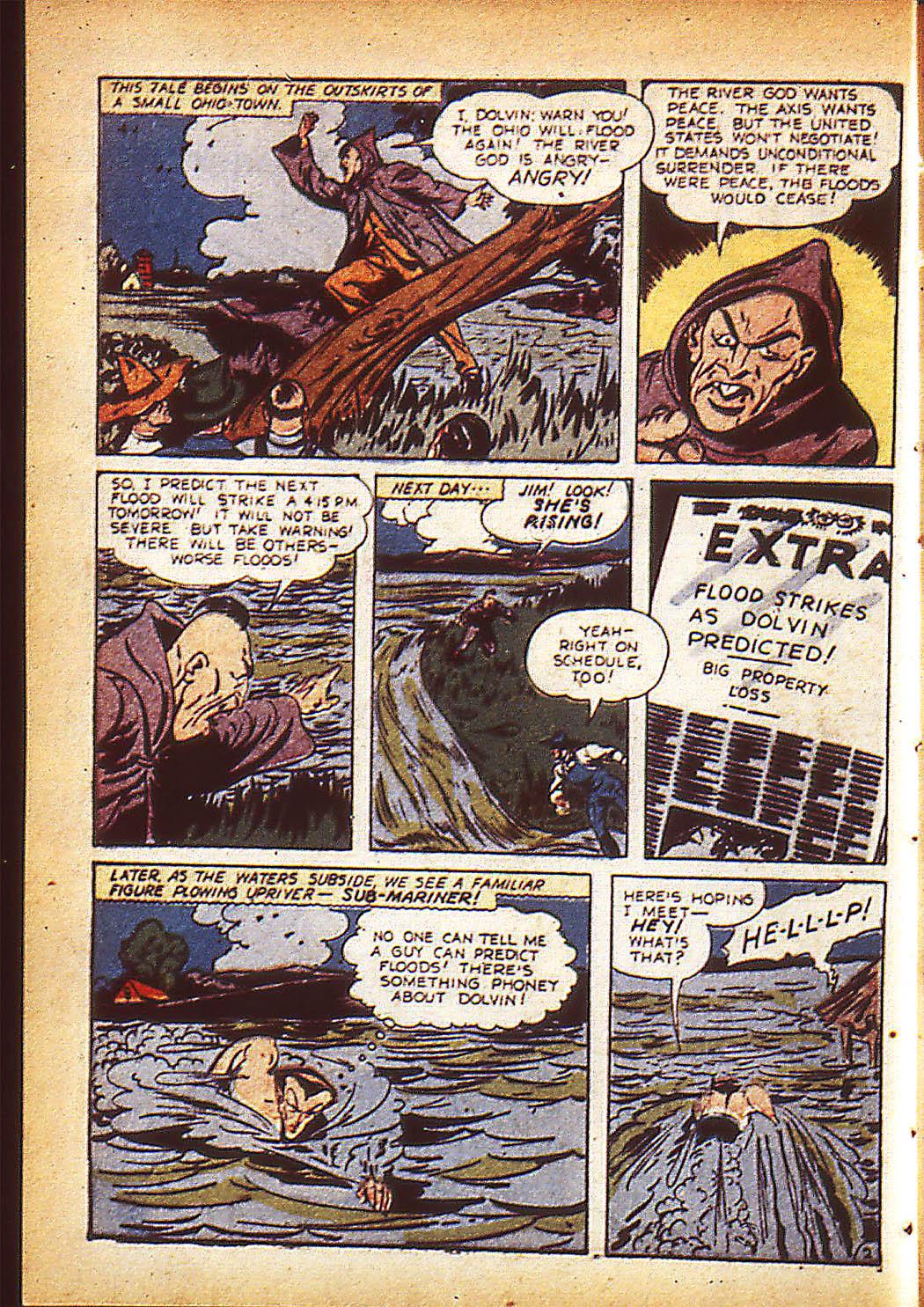 Sub-Mariner Comics Issue #10 #10 - English 5