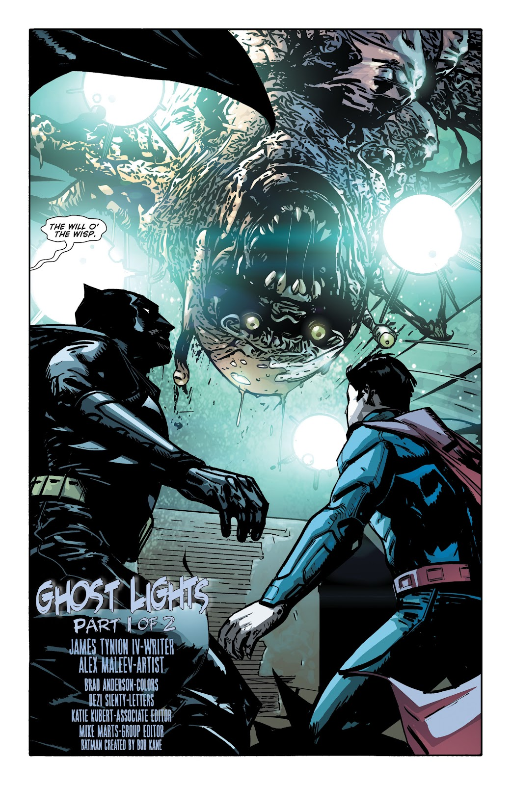 Batman (2011) Issue #19 #34 - English 29