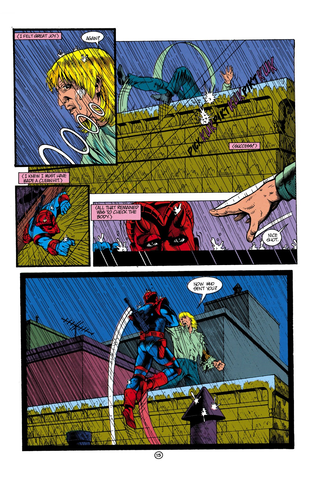 Aquaman (1991) Issue #8 #8 - English 16