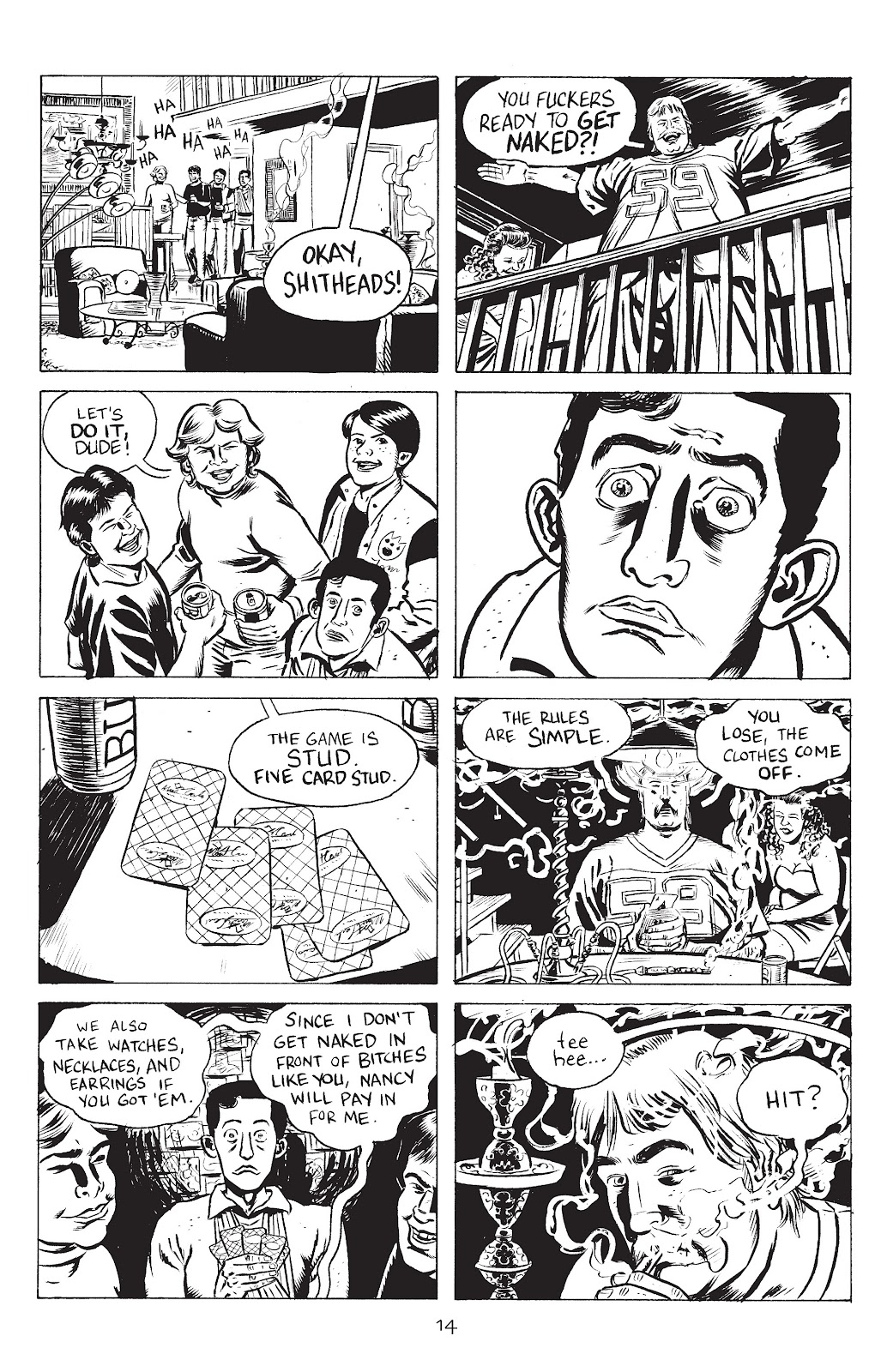 Stray Bullets Issue #35 #35 - English 16
