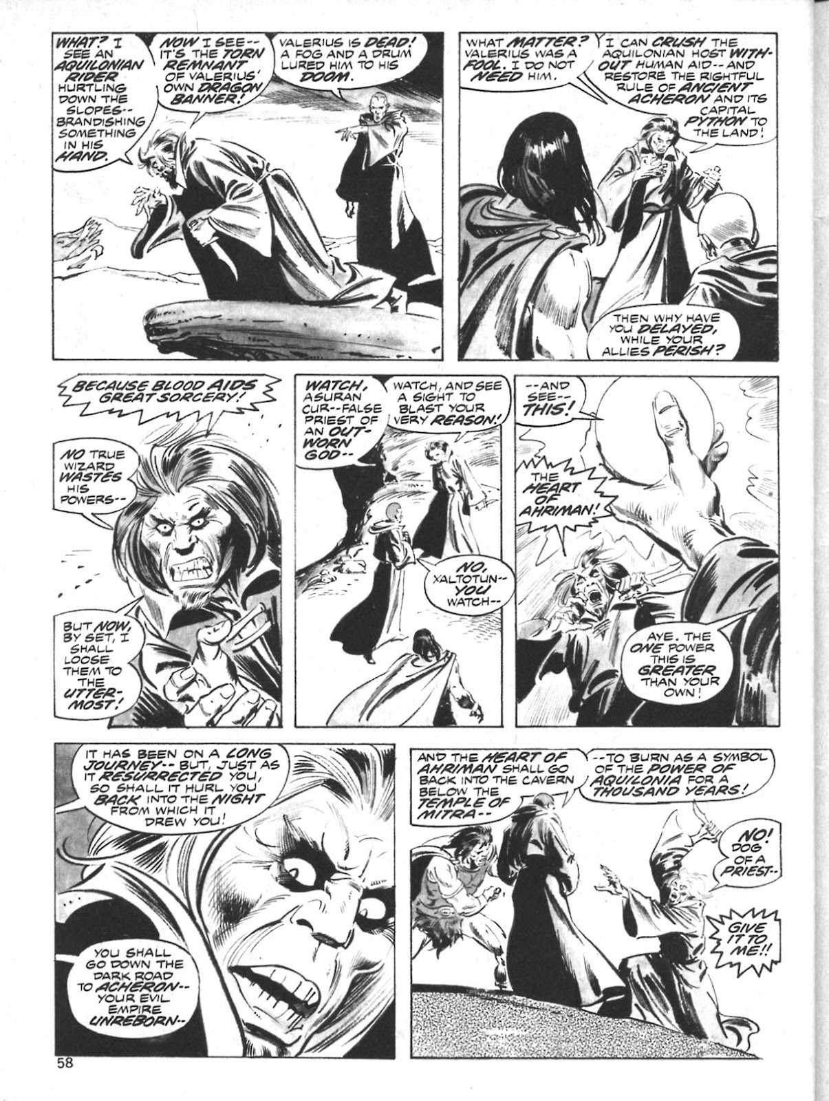 The Savage Sword Of Conan Issue #10 #11 - English 46