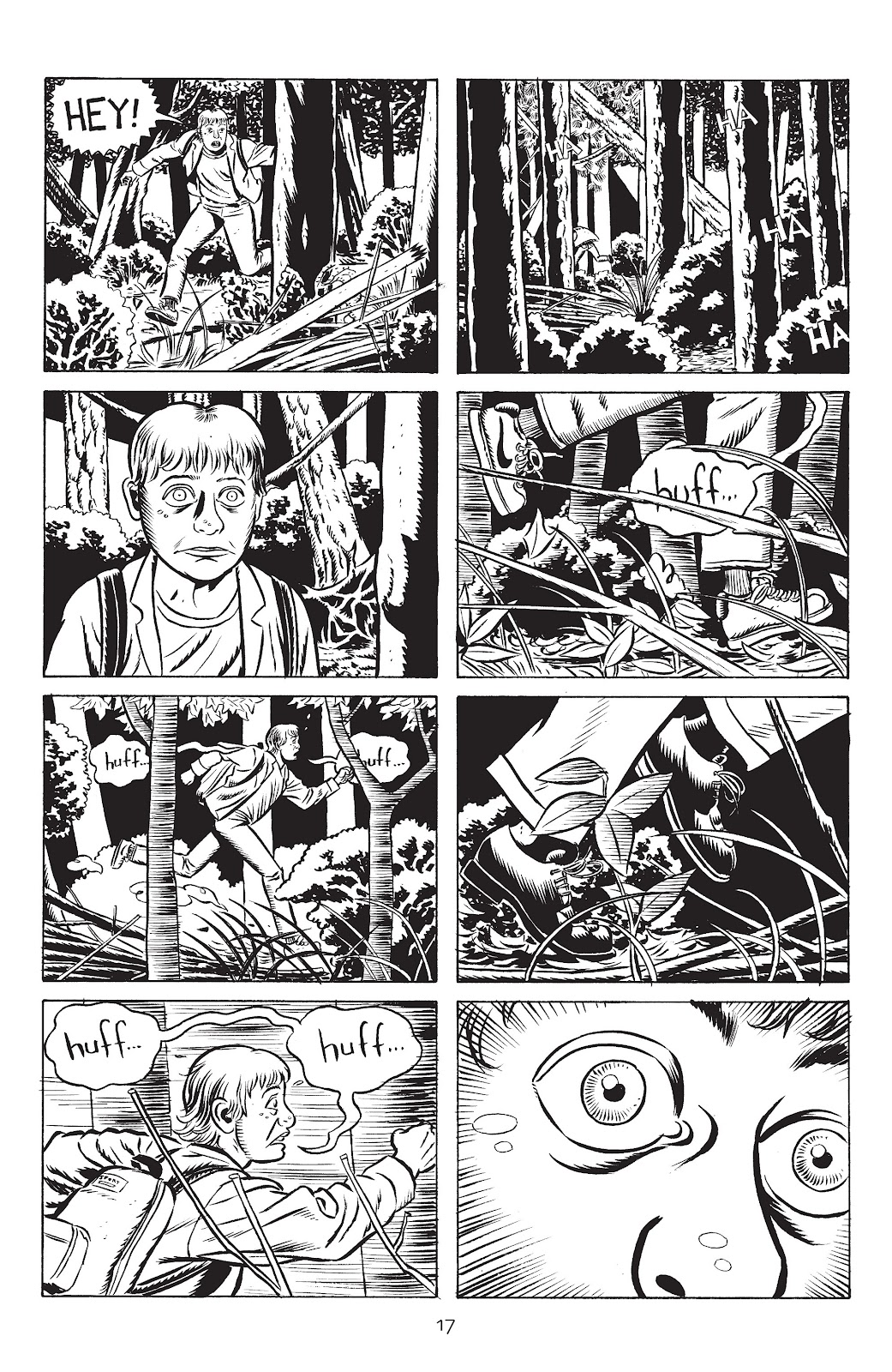 Stray Bullets Issue #32 #32 - English 19