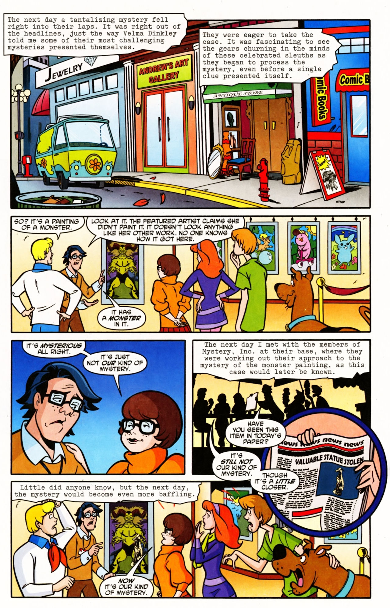 Read online Scooby-Doo (1997) comic -  Issue #151 - 4