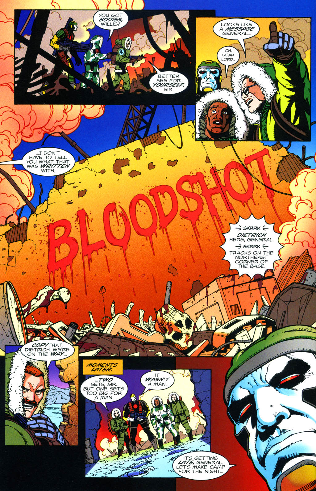 Read online Bloodshot (1993) comic -  Issue #50 - 11