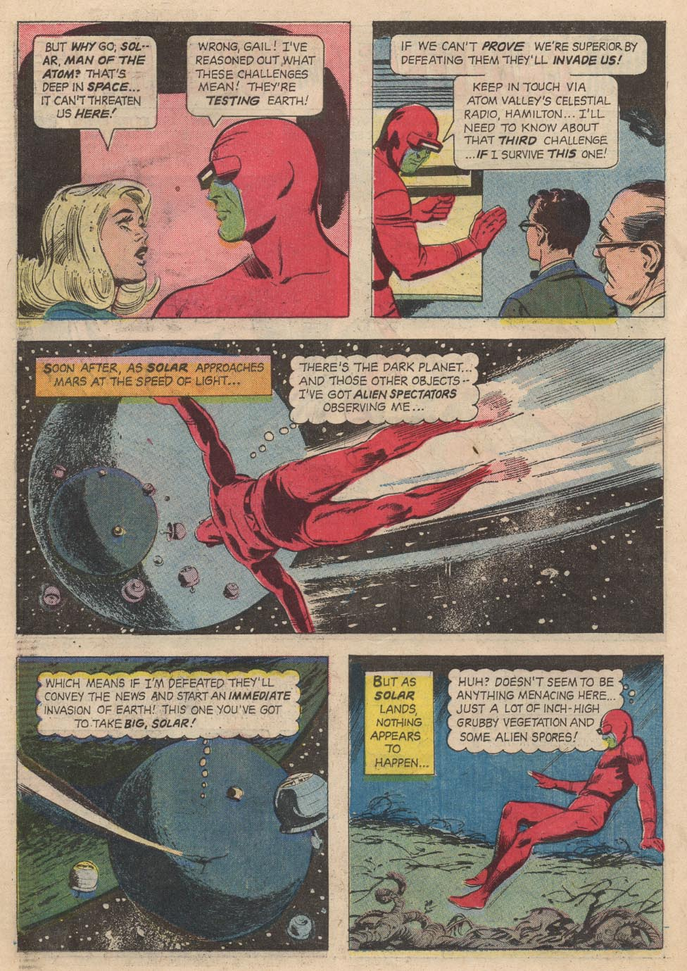 Doctor Solar, Man of the Atom (1962) 21 Page 20