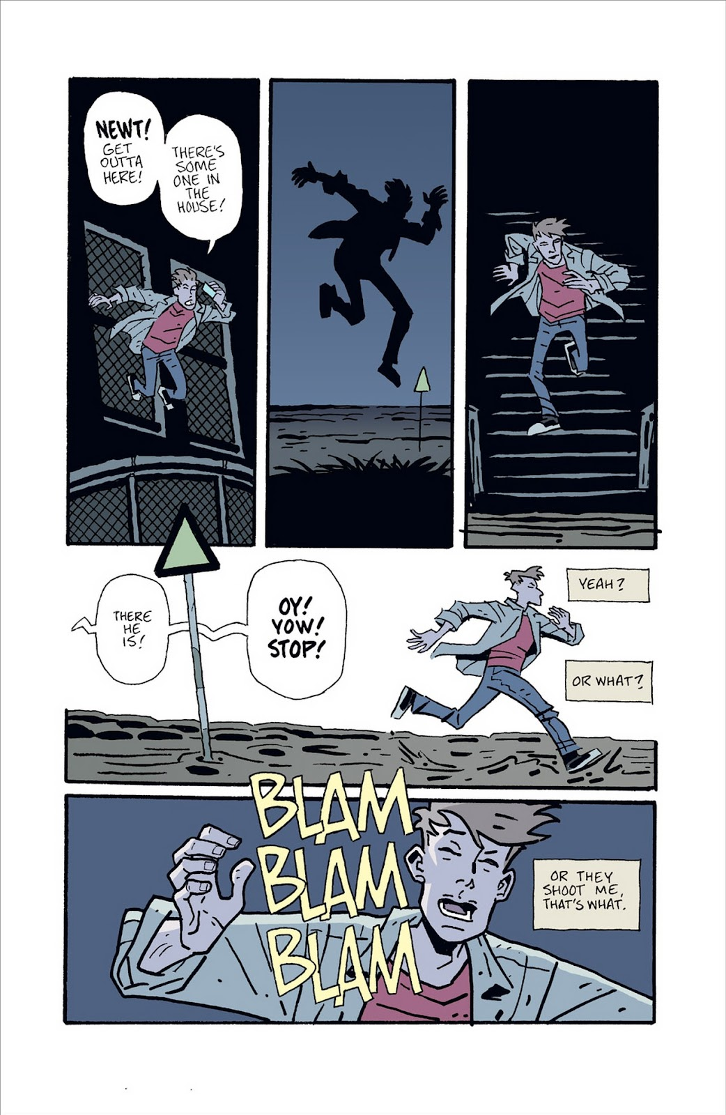 Mudman Issue #1 #1 - English 10