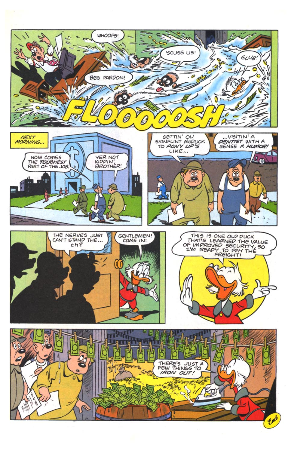 Uncle Scrooge (1953) Issue #264 #264 - English 18