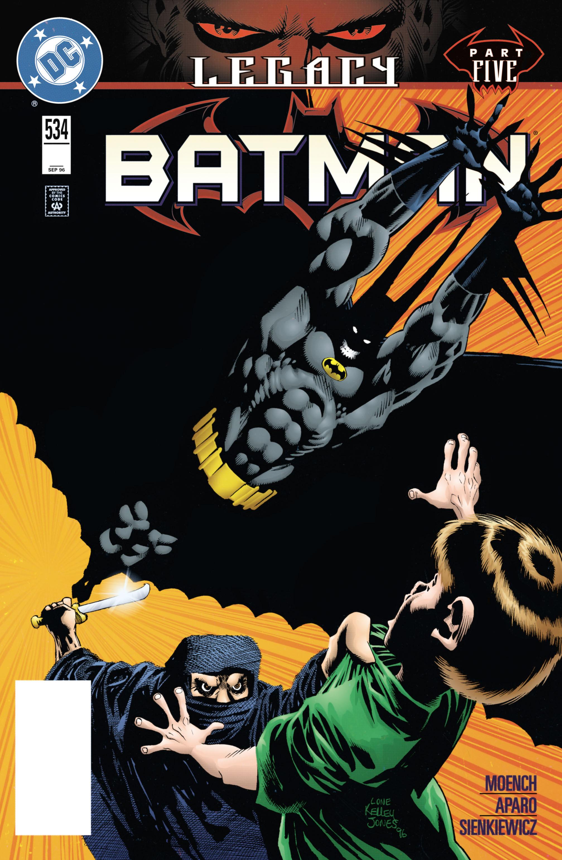 Batman (1940) 534 Page 1