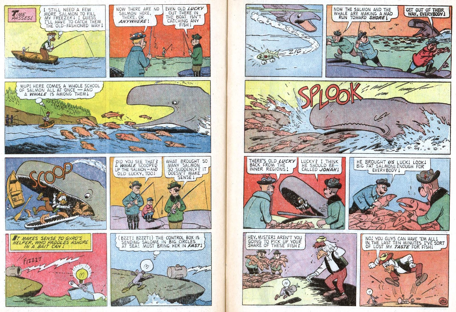Uncle Scrooge (1953) Issue #48 #48 - English 15