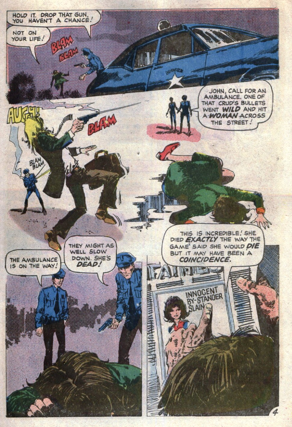 Read online Scary Tales comic -  Issue #14 - 27