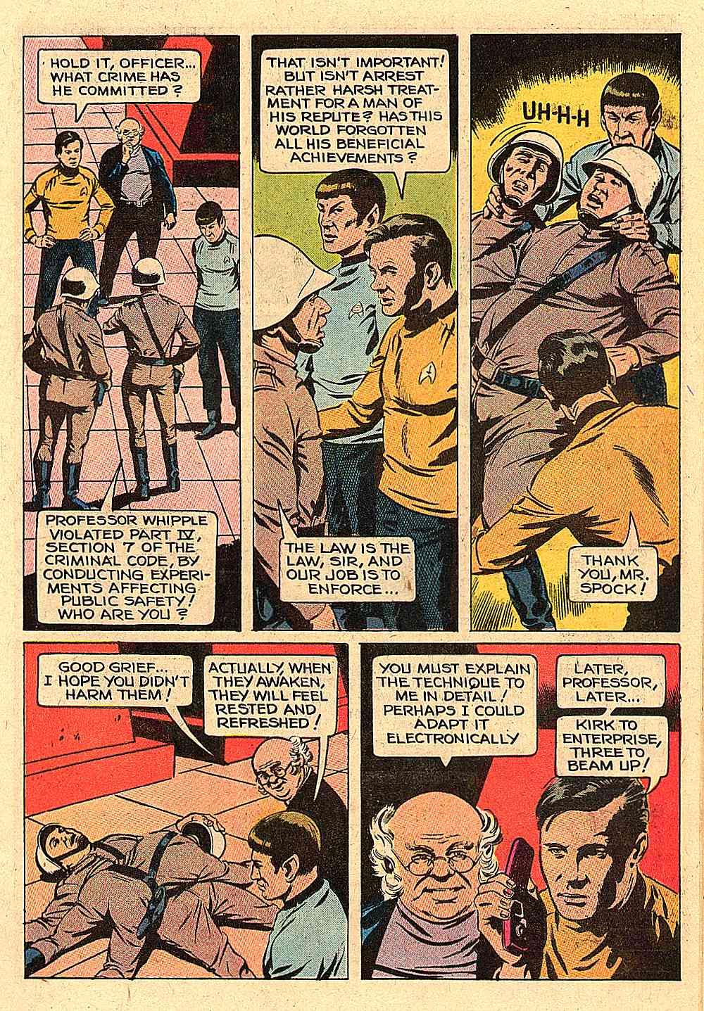 Star Trek (1967) #51 #51 - English 9