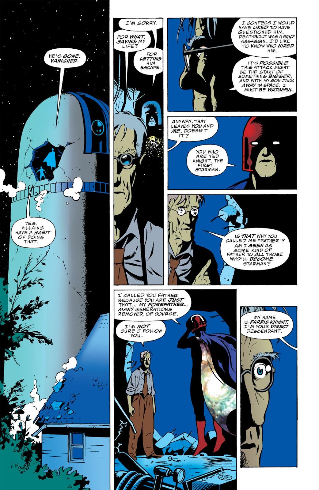 Starman (1994) Issue #1000000 #83 - English 9