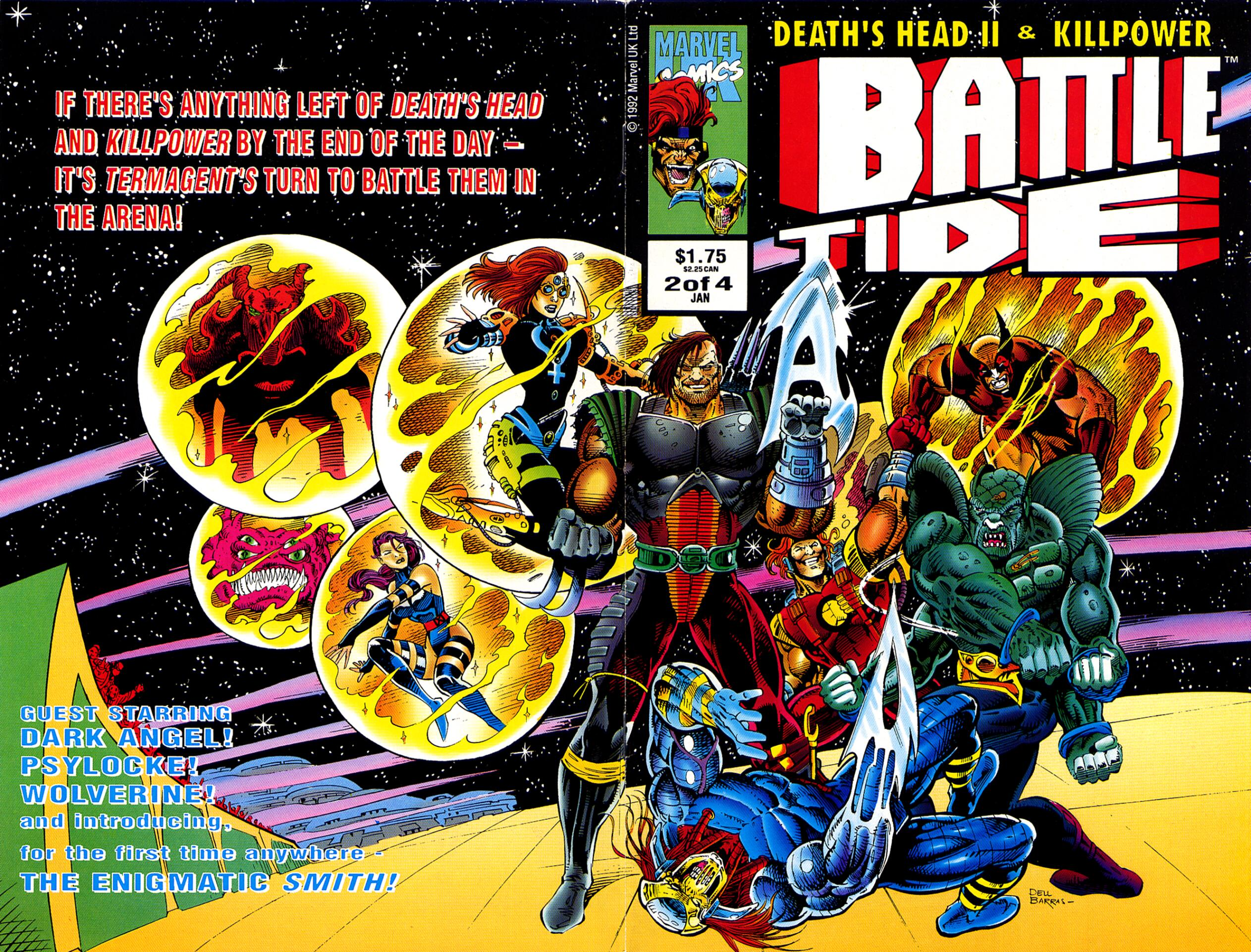 Battletide 2 Page 1
