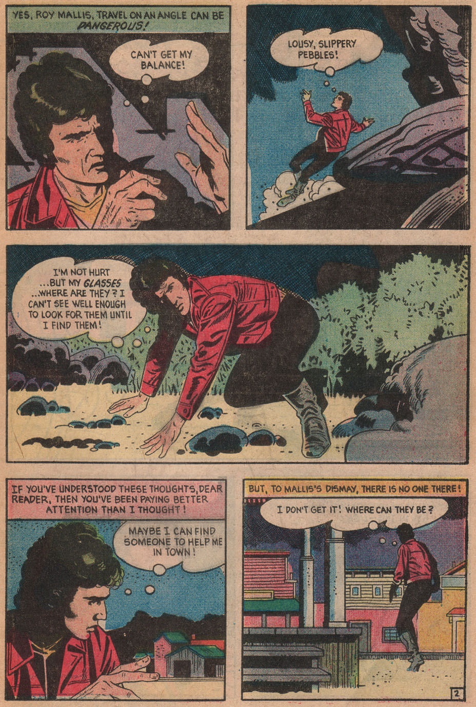 Read online Scary Tales comic -  Issue #17 - 5