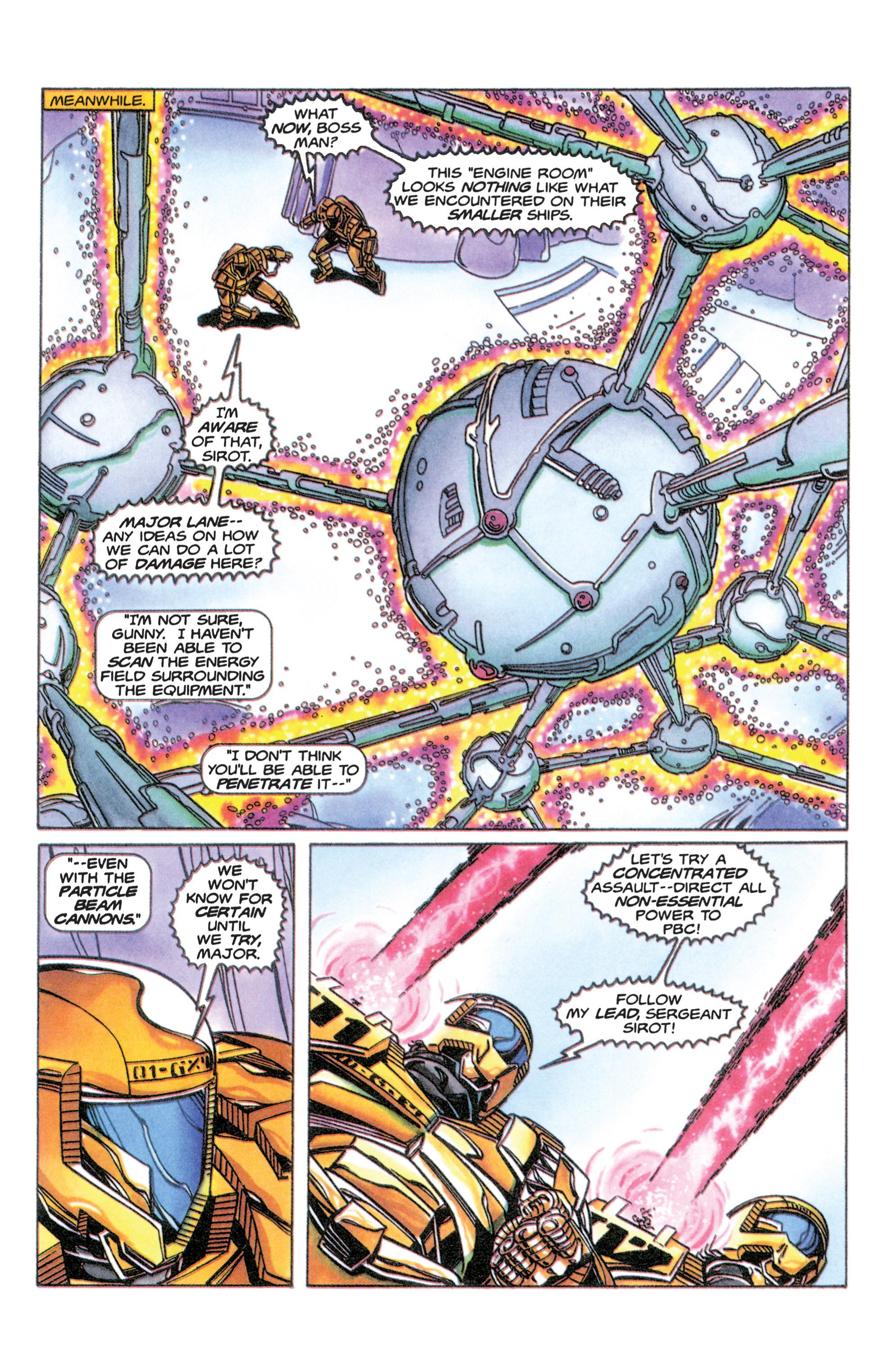 Armorines (1994) 6 Page 16