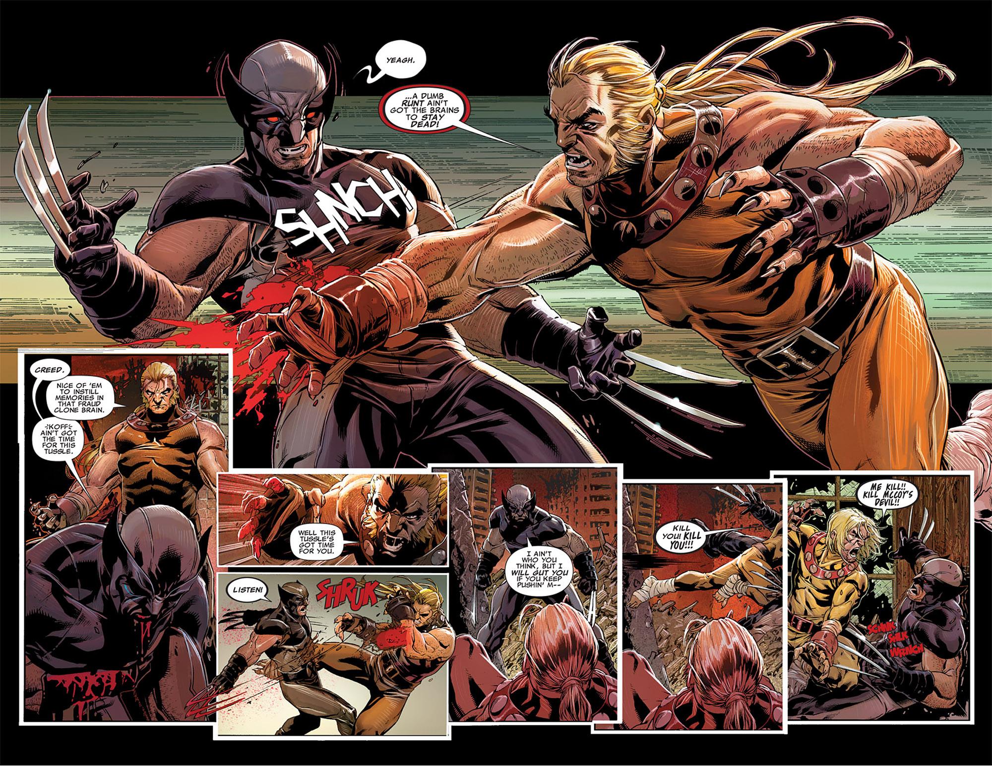 Uncanny X-Force (2010) #11 #26 - English 13