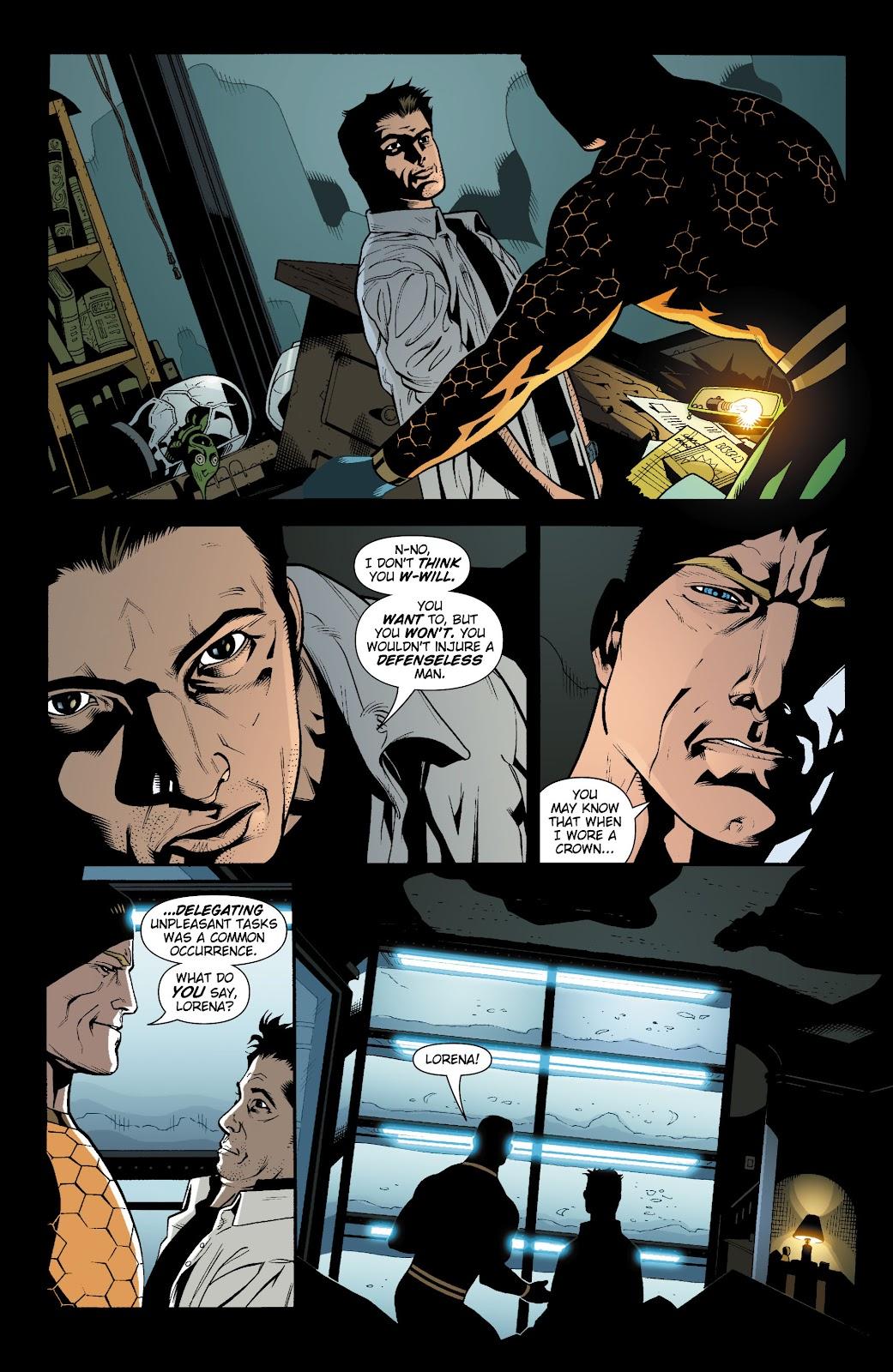 Aquaman (2003) Issue #19 #19 - English 18