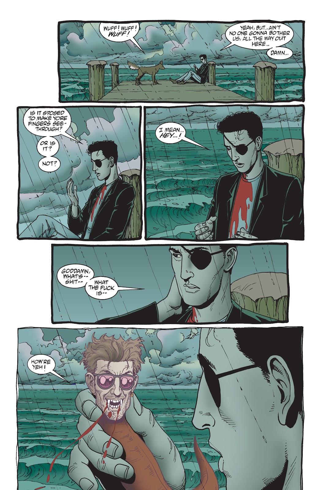 Preacher Issue #49 #58 - English 4