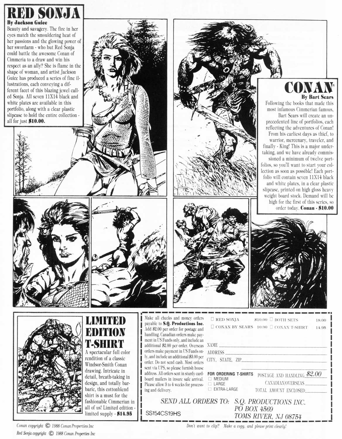 The Savage Sword Of Conan Issue #154 #155 - English 61