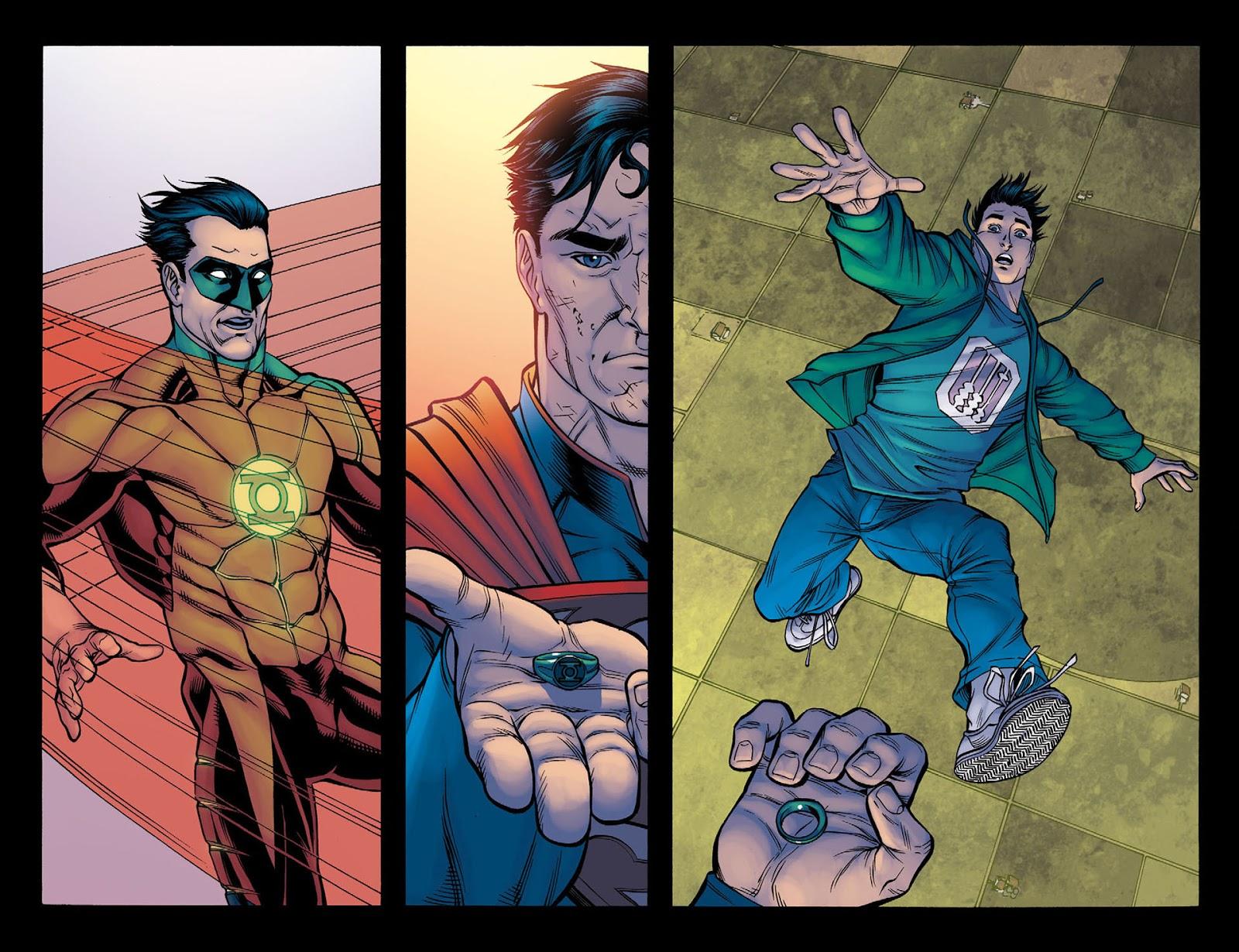 Injustice: Gods Among Us [I] Issue #4 #5 - English 16