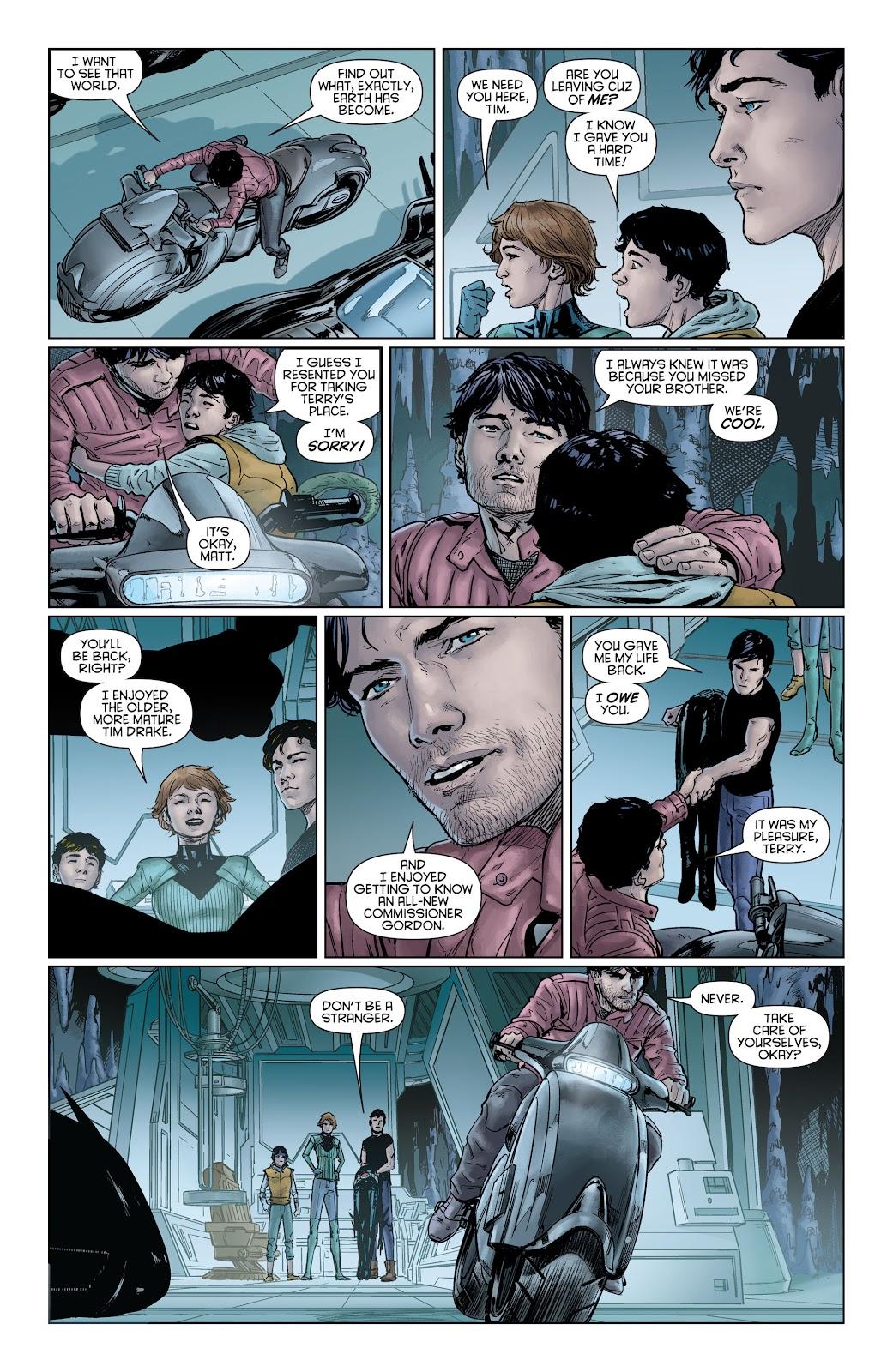 Batman Beyond (2015) Issue #16 #16 - English 19