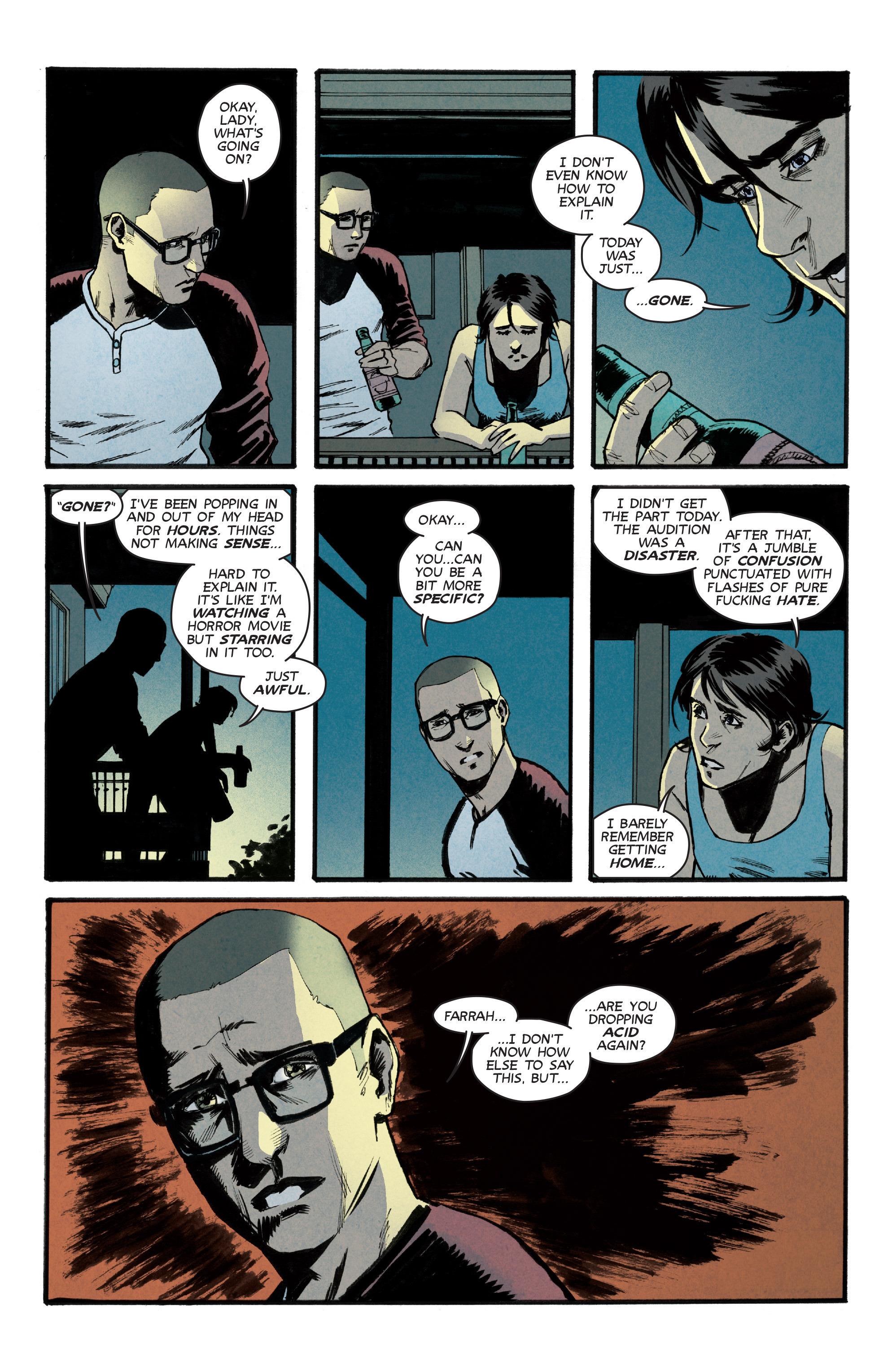 Read online Glitterbomb comic -  Issue #2 - 17