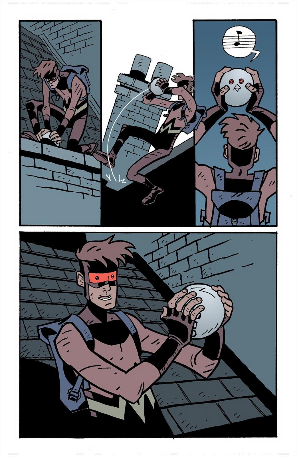 Mudman Issue #3 #3 - English 14
