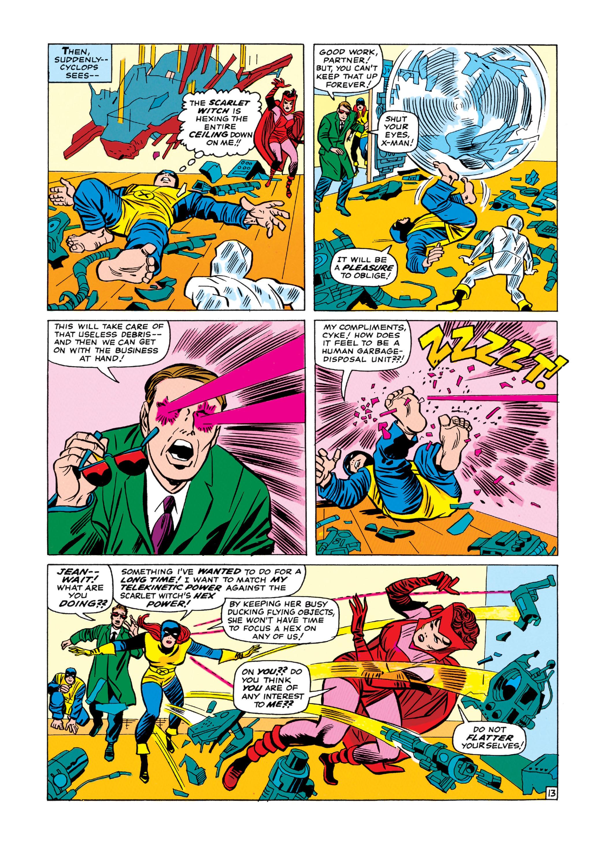 Uncanny X-Men (1963) 11 Page 13