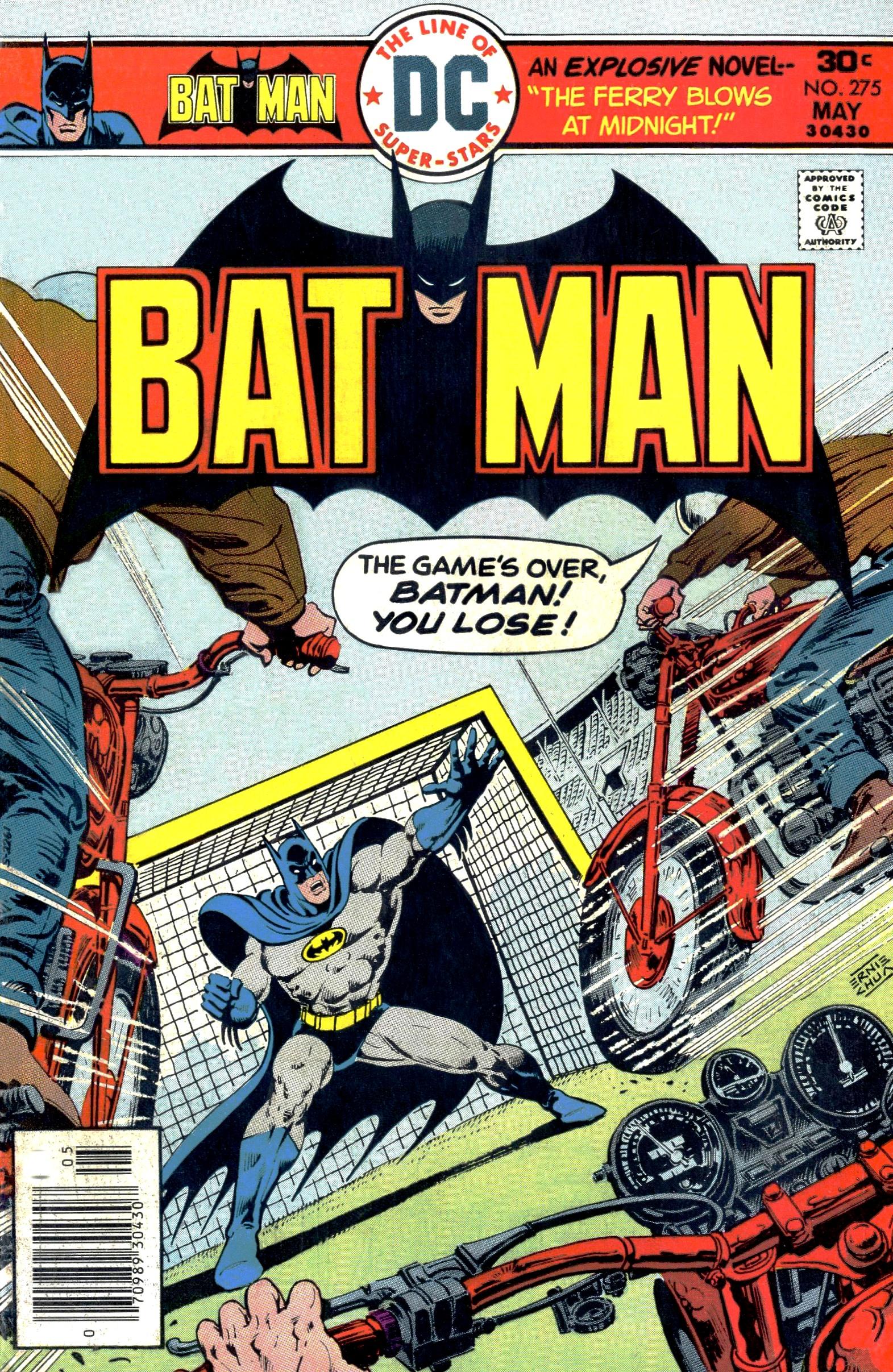 Batman (1940) 275 Page 1