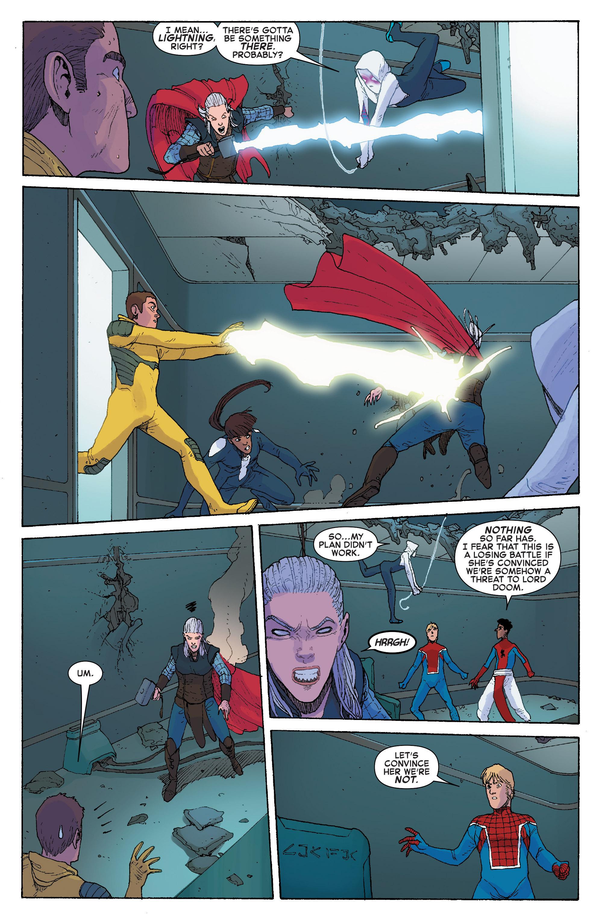 Read online Spider-Verse [II] comic -  Issue #5 - 12