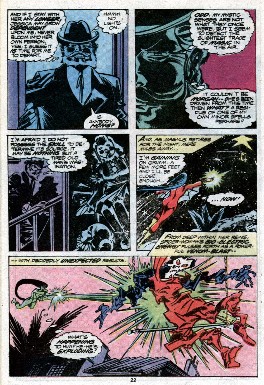 Spider-Woman (1978) Issue #11 #11 - English 14