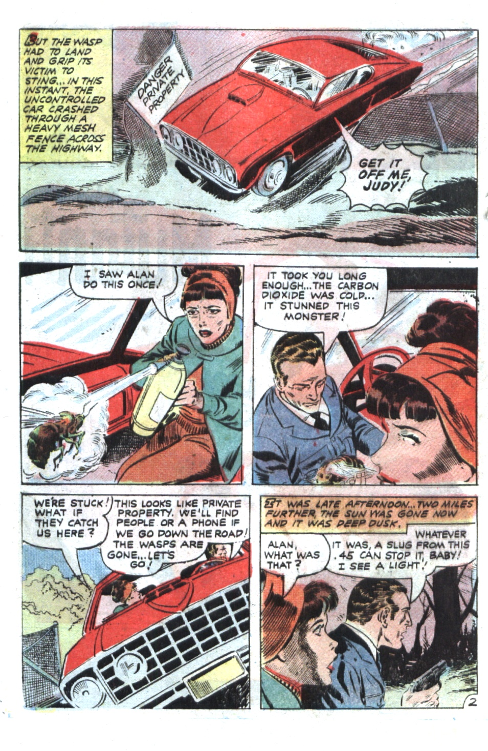 Read online Scary Tales comic -  Issue #36 - 4
