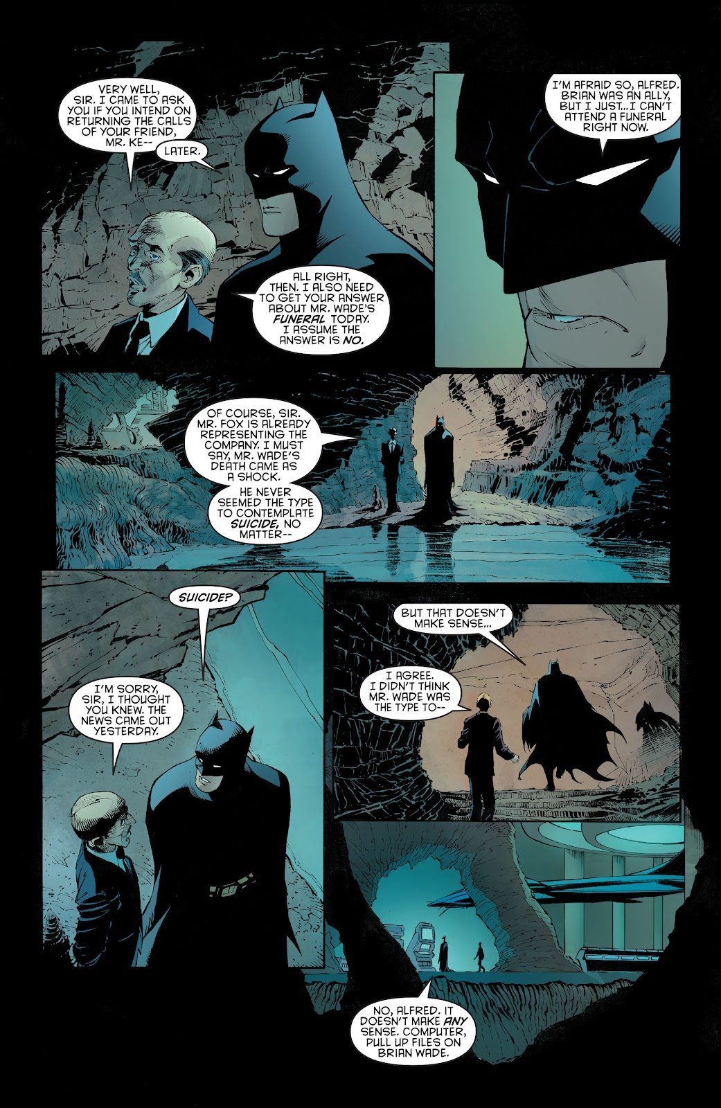 Batman (2011) _TPB 6 #6 - English 76