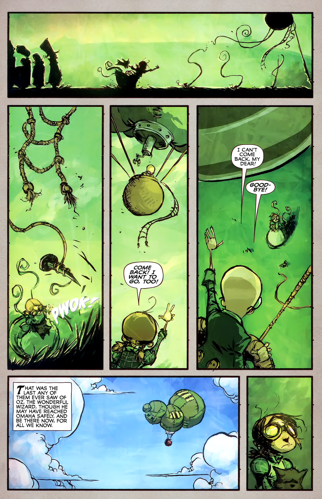 Read online The Wonderful Wizard of Oz comic -  Issue #7 - 13