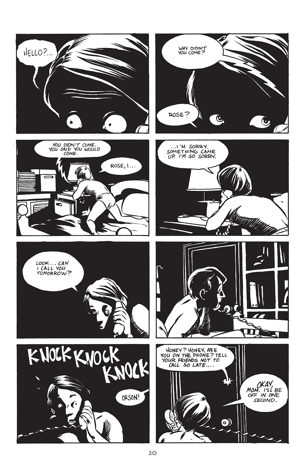 Stray Bullets Issue #5 #5 - English 22