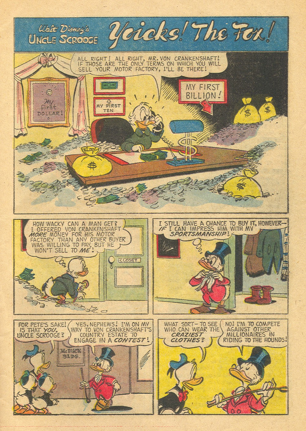 Uncle Scrooge (1953) Issue #30 #30 - English 25