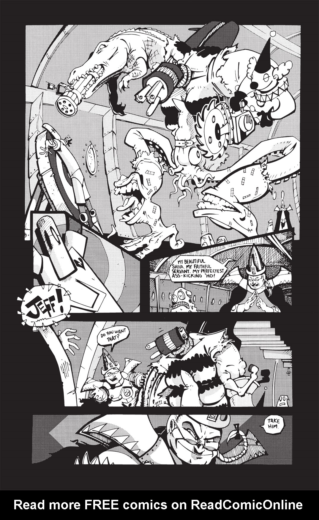 Read online Scud: The Disposable Assassin: The Whole Shebang comic -  Issue # TPB (Part 2) - 226