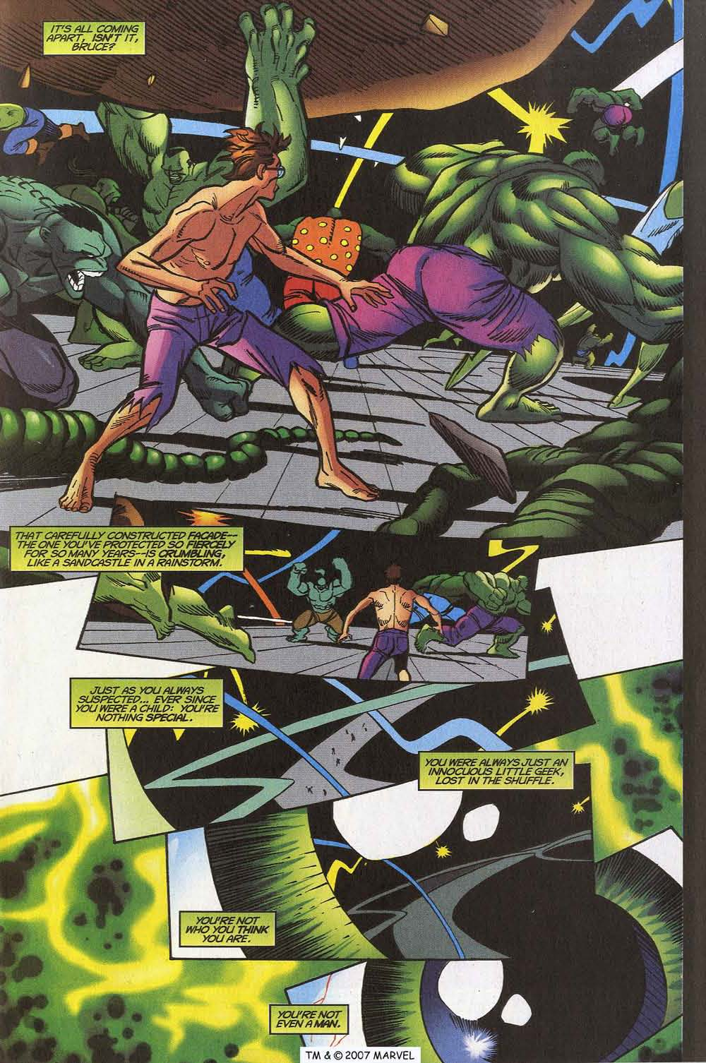 Read online The Incredible Hulk (2000) comic -  Issue #20 - 5