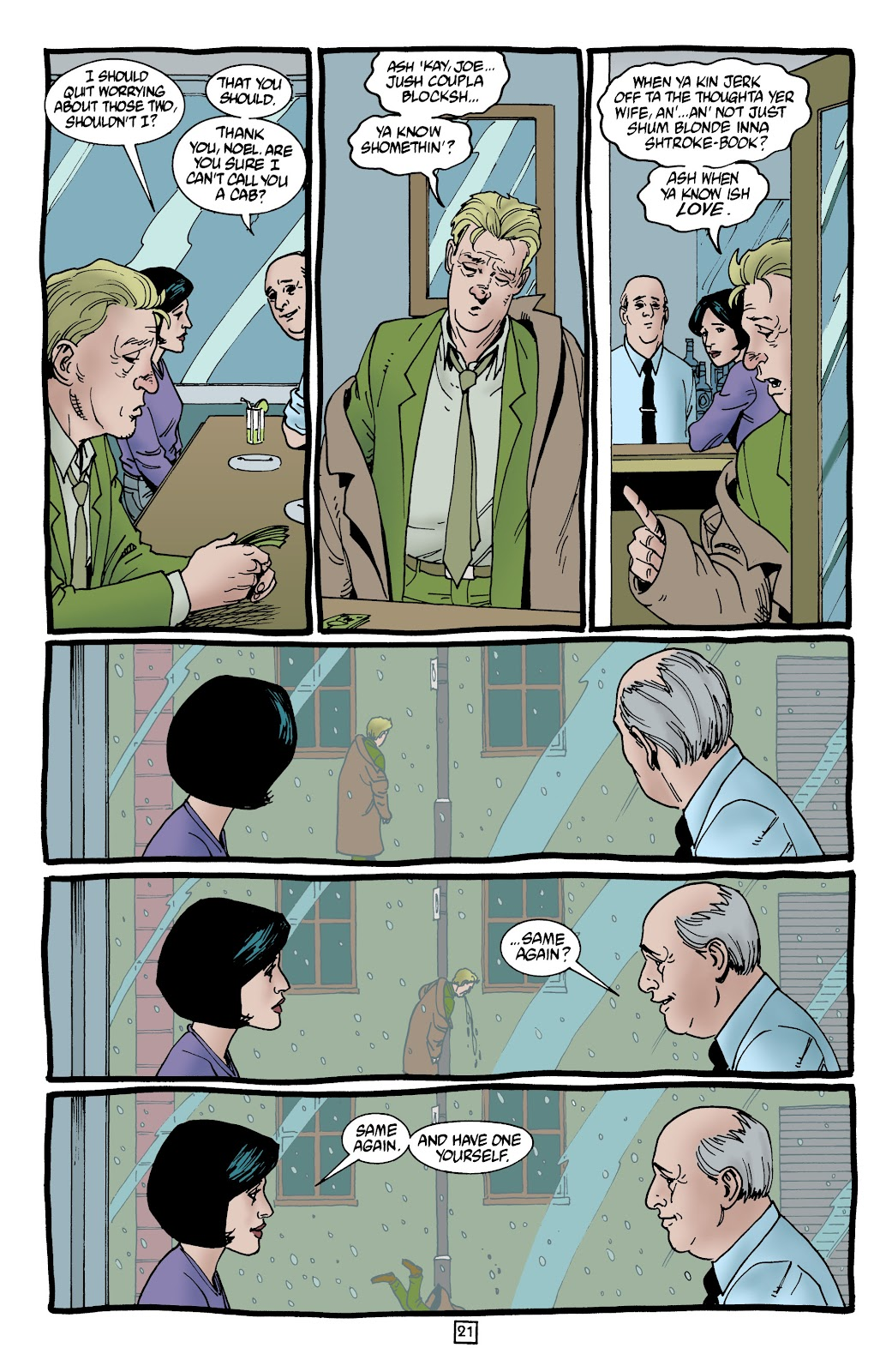 Preacher Issue #54 #63 - English 22